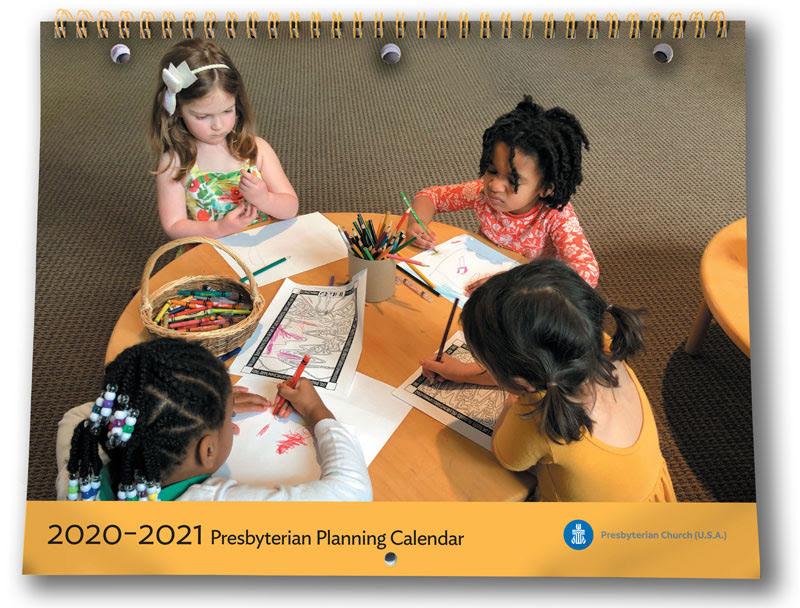 Presbyterian Planning Calendar 2021 2020 2021 Planning Calendars   Presbytery of Baltimore