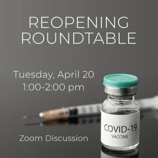 reopening roundtable