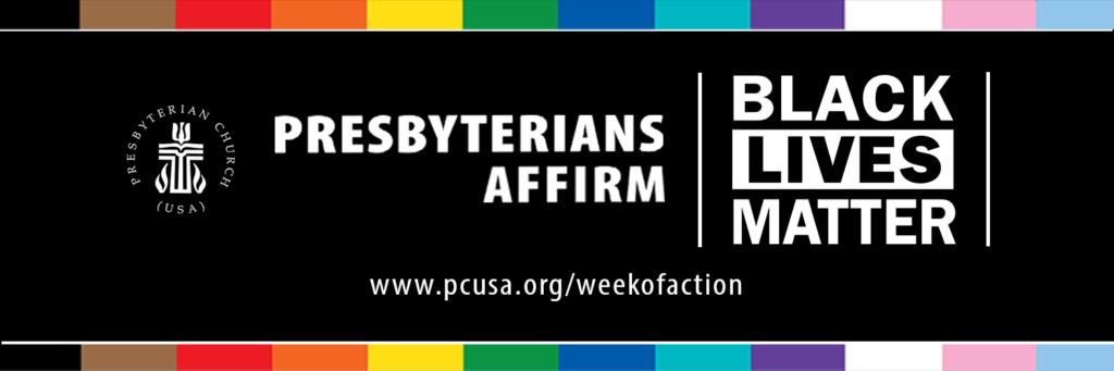 Presbyterian week of action